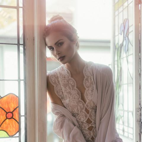 Model: Ali Woolley Photographer: Amy Nelson Blain