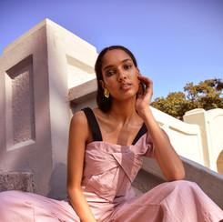 Model: Lauren Borgers Stylist & Photographer: Rebecca Alonzo