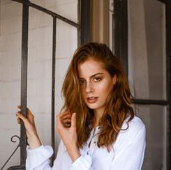 Model: Ali Woolley Photographer: Daphne Nguyen