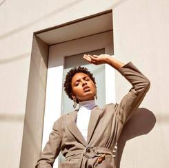 Model: Soraya Page Stylist & Photographer: Rebecca Alonzo
