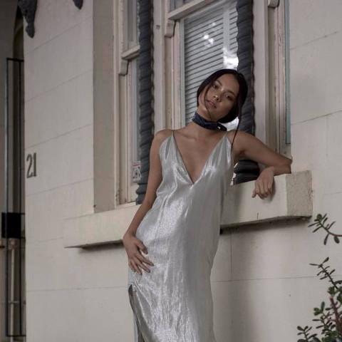 Model: Tamara Reynolds Stylist & Photographer: Rebecca Alonzo
