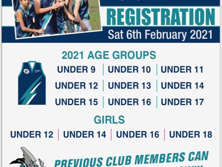 2021 Registration Day