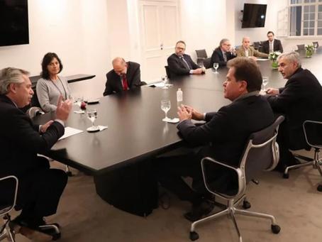 Vicentin expuso al Gobierno y a la oposición: conclusiones que dejó la intervención