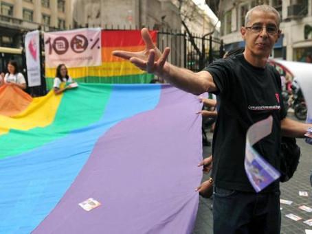 César Cigliutti: la lucha por los derechos humanos siempre fue una cuestión de lazos humanos