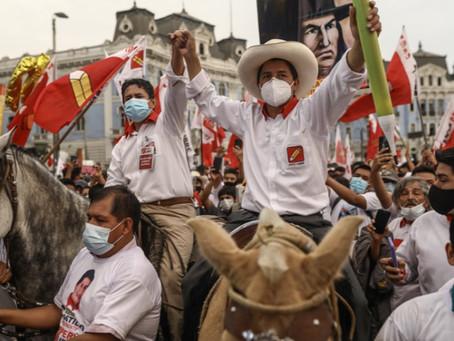 Perú: un triunfo popular en medio de la polarización