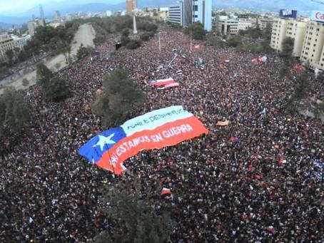 Un nuevo Chile está naciendo
