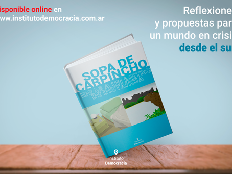 SOPA DE CARPINCHO, ideas a un metro de distancia