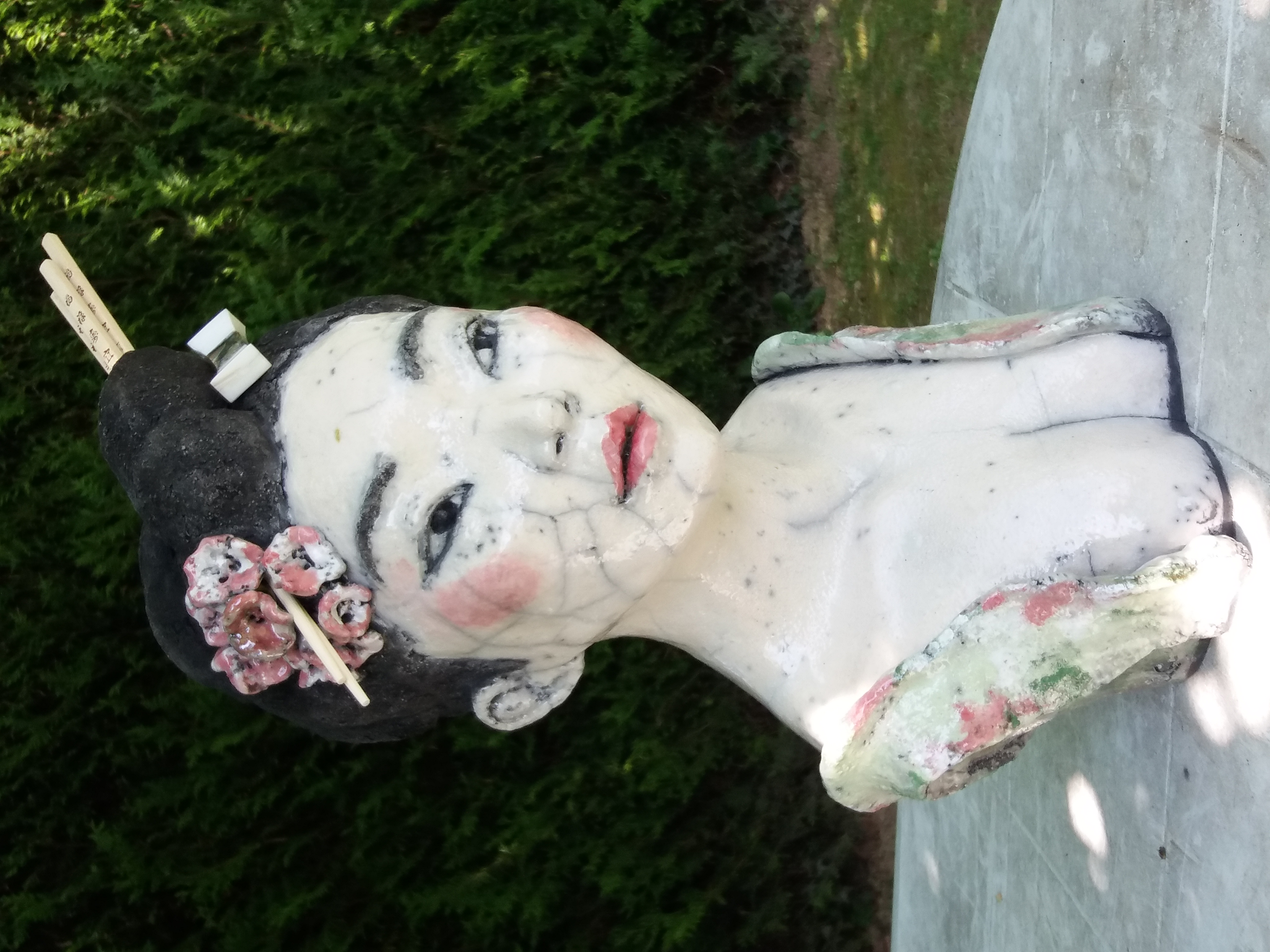 geisha 2 baguettes- indisponible