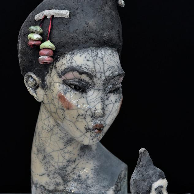 geisha perles- visible galerie P