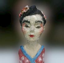Petite geisha