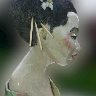 geisha 3 baguettes- 700€