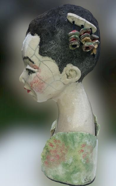 Geisha. autre profil