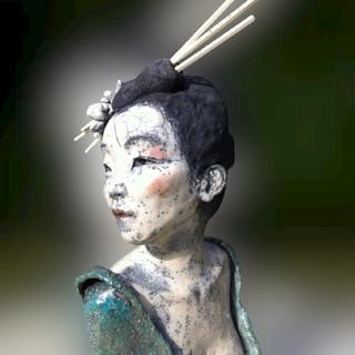 Geisha 3 baguettes 1.Vendue