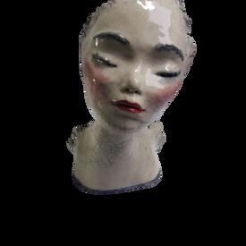 155€ : Masque raku