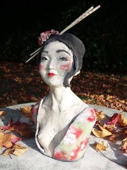 Geisha Baguette 2