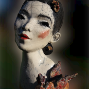 Geisha petit dragon.