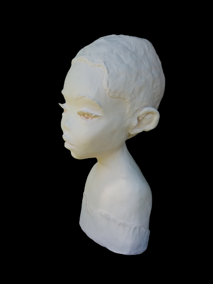 Porcelaine émaillée et dorée- 450€
