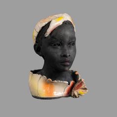 jeune fille africaine - vendue