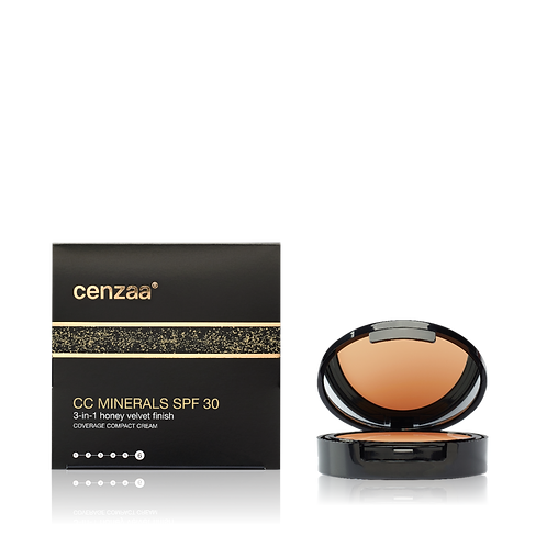 CC Minerals SPF30 Honey