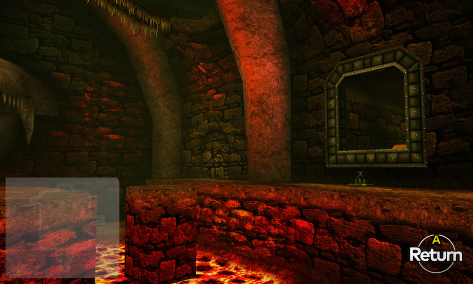 Zelda Ocarina of Time 4K 1.4.0 Teaser Screenshot Dodongos Cavern 4.jpg