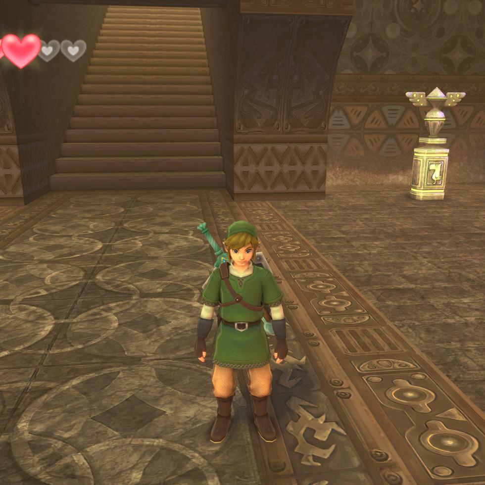 Zelda Skyward Sword 4K Texture Pack scre