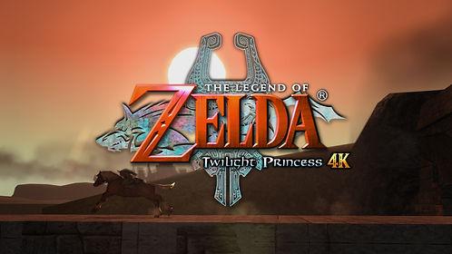 zelda twilight princess 4k trailer 1 yt