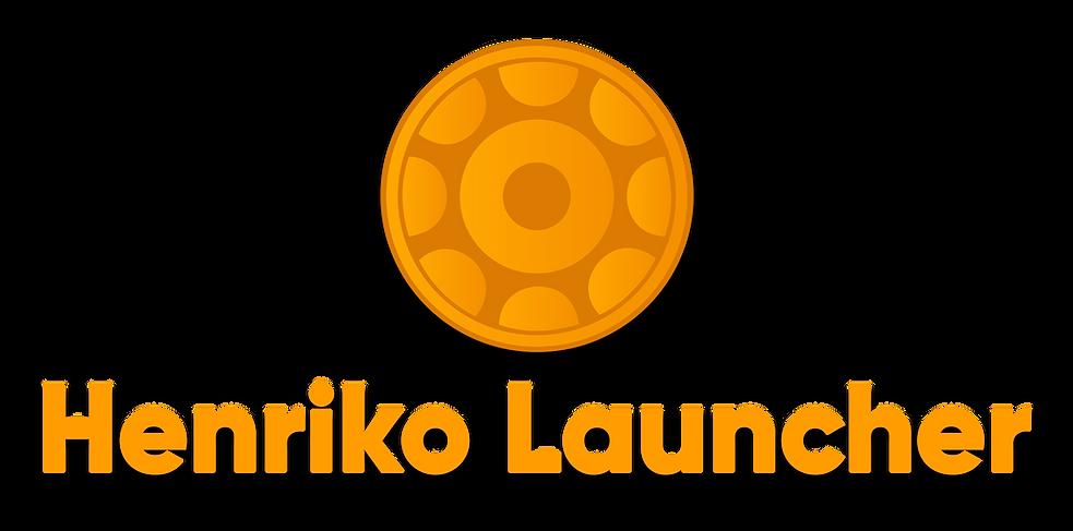 Henriko Launcher Modpack Minecraft logo