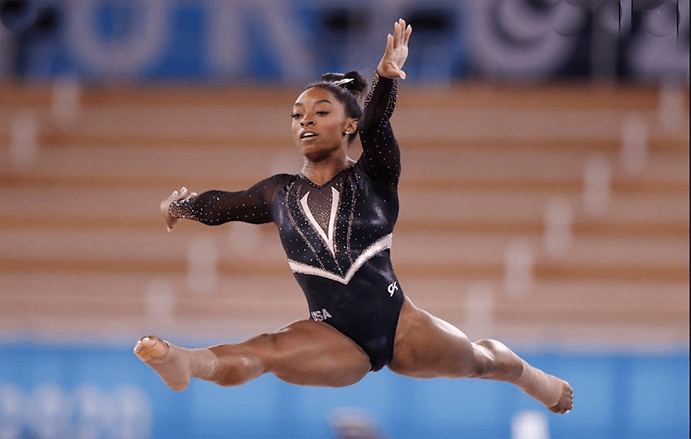 Opt Out or Dropout? Simone Biles and the Pressure to Perform