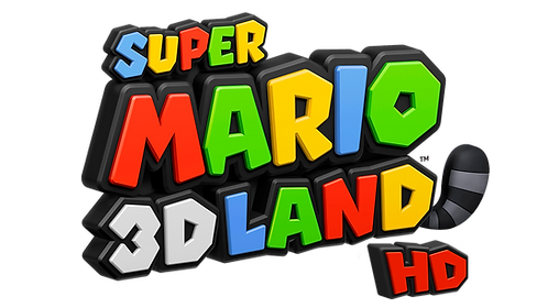super mario 3d land logo png 4k NEW V4 1