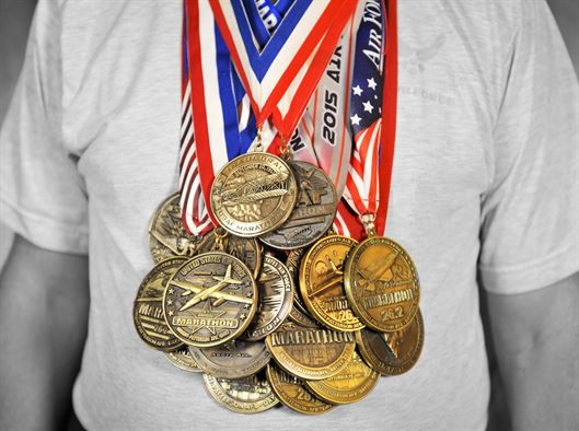 College acceptance rates don't necessarily depend on the number of medals you received