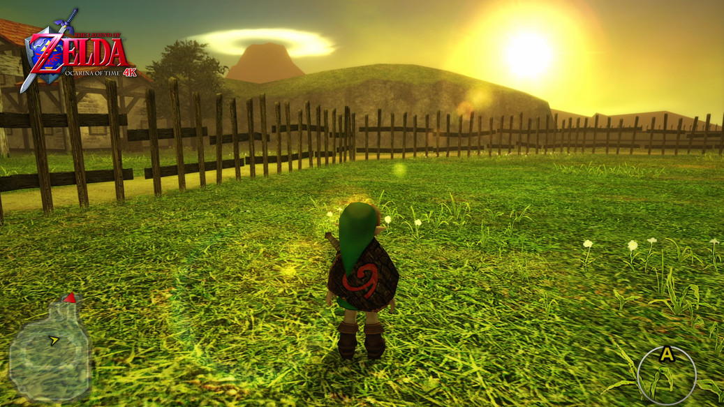 Zelda Ocarina of Time 3D 4K 1.4.2 Sneak Peek Screenshot 1 watermarked.jpg