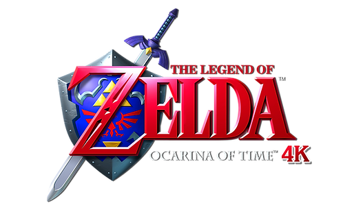 zelda ocarina of time 3d 4k hd texture p