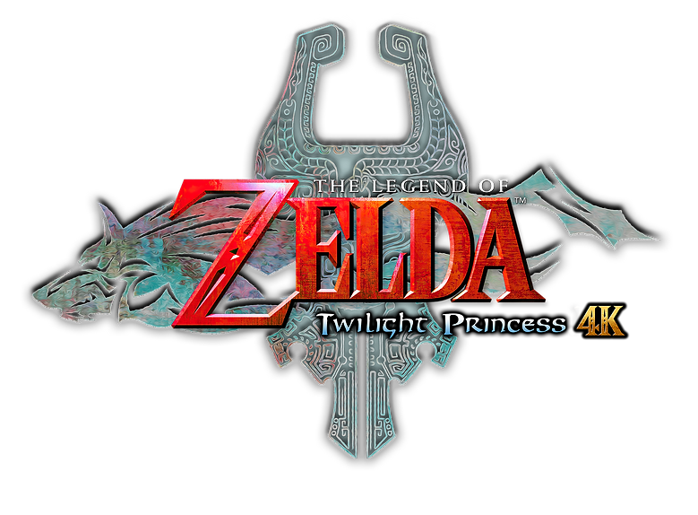 zelda twilight princess 4k texture pack