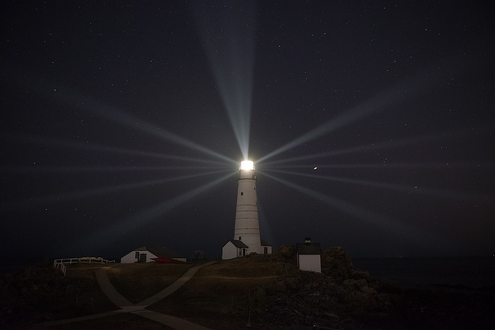 Lighthouse - your guiding light will tell you if you're on the right path in college