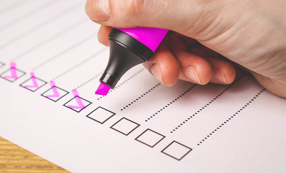 There is no step-by-step checklist that guarantees college admission