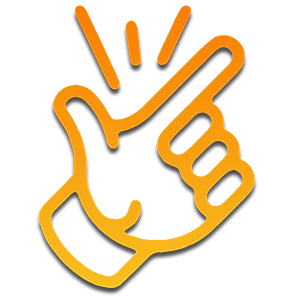 dead simple finger snap icon png.png