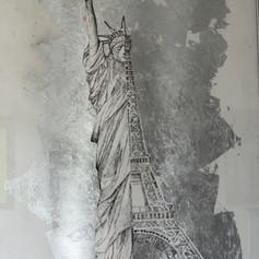 New york et Paris