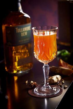 Whiskey drink-matfotograf