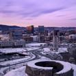 Oslo landskap Barcode