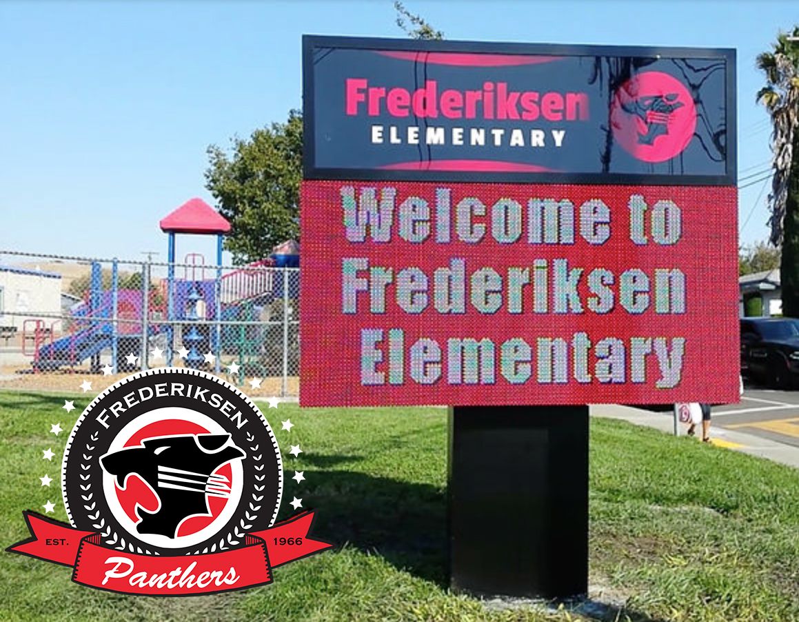 Welcome to Frederiksen Elementary