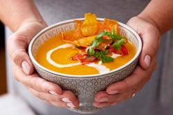 Suppe-matfotograf