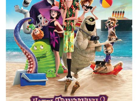 Fred Family Movie Night - Hotel Transylvania 3 - 10/12