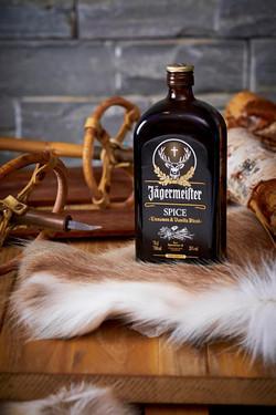 Jägermeister Spice-matfotograf