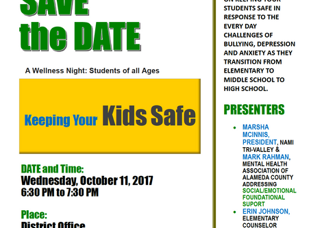 DUSD Parent Education Series: Keeping Your Kids Safe