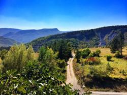 Montagne de Lure View