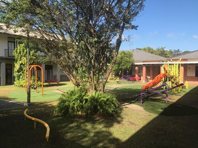 Parques Infantiles Panama - Paseo el Valle de Anton - 1