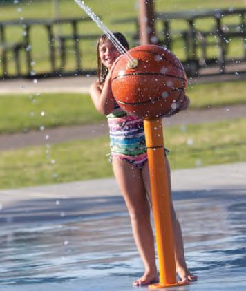 splash pads zonas splash parque acuatico