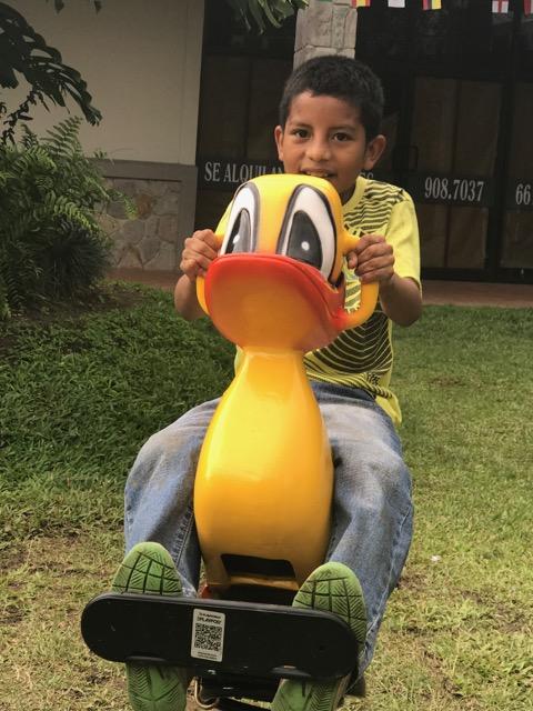 Parques Infantiles Paseo El Valle - 3