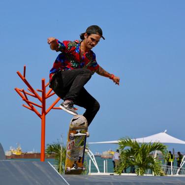 Skatepark Paseo Marino