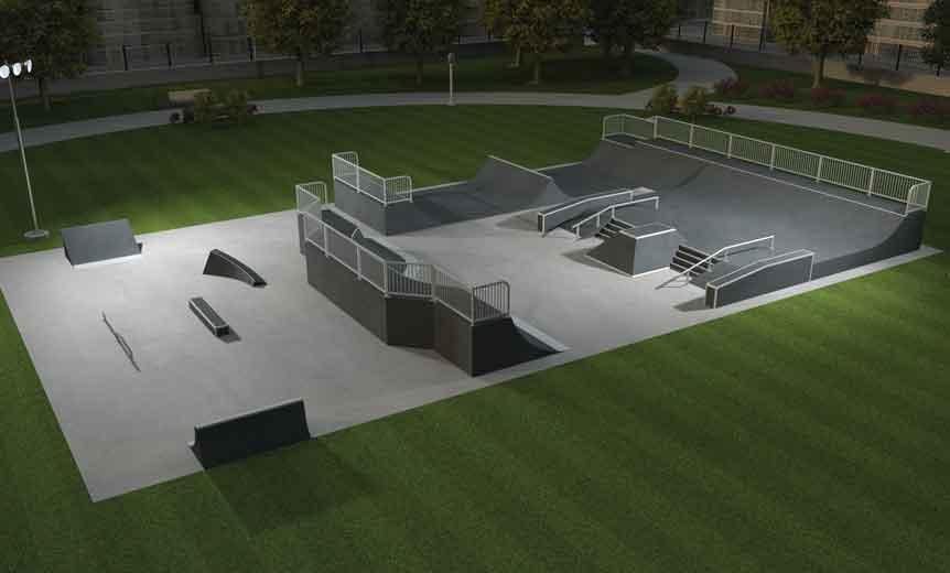 Solo Series de ARC - Skateparks panama por playtime 150k1